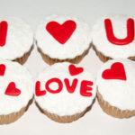 Капкейки для коханого на 14 лютого