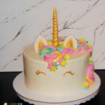 Маленький торт - єдиноріг