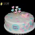 Особливий торт на хрестини