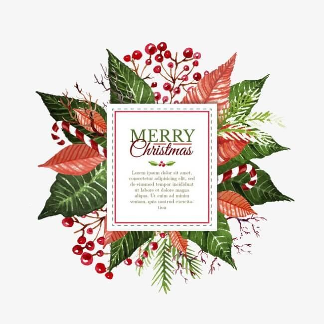 Різдвяна подарункова відкритка