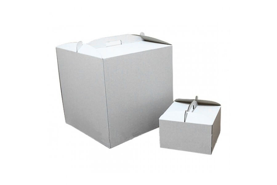 Дві коробки для тортів