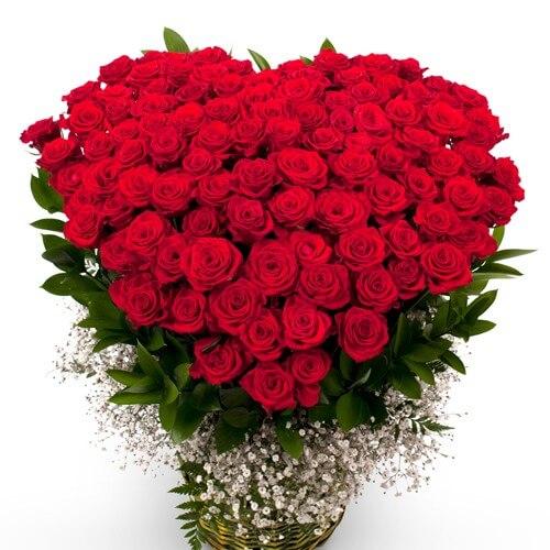 Букет квітів з троянд