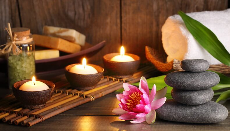 Відвідування СПА - масаж