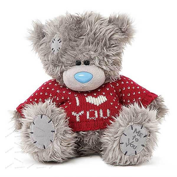 М'який ведмедик Тедді