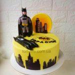 Торт Бетмен