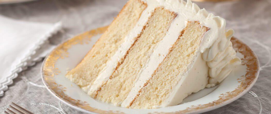 Торт із сметанковим кремом