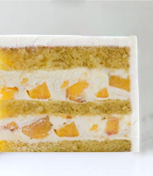Йогуртова начинка для торта