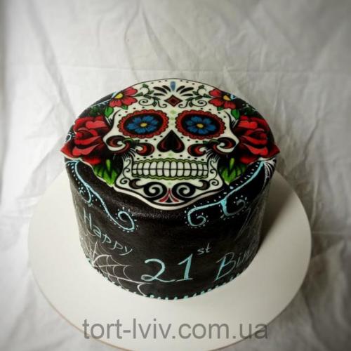 Торт мексико
