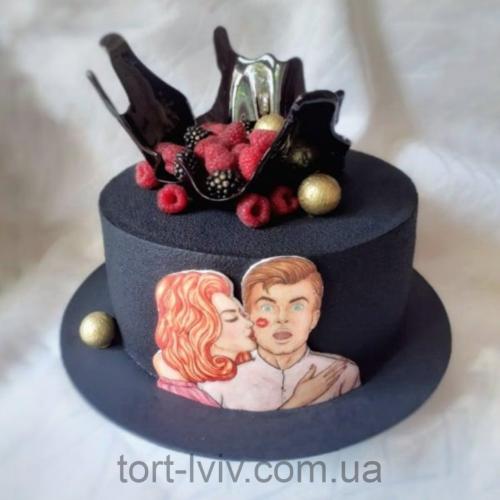 Торт Поп-ап
