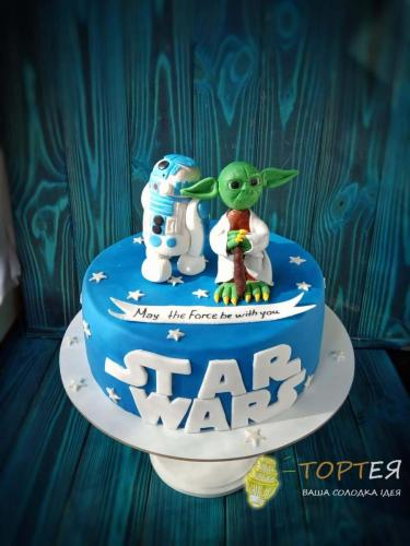 Торт Зоряні Війни