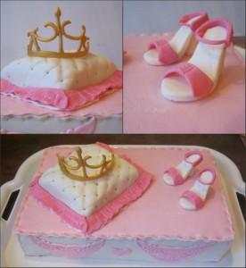 Тортик для дівчинки