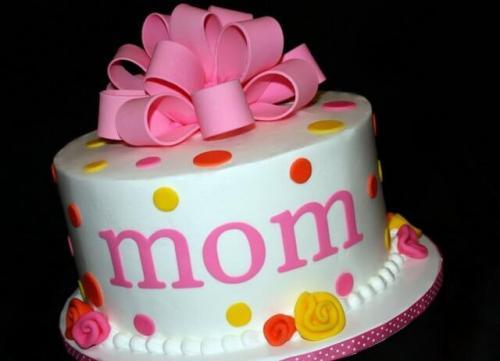 Торт мамі