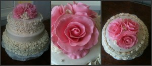 Торт на замовлення весільний