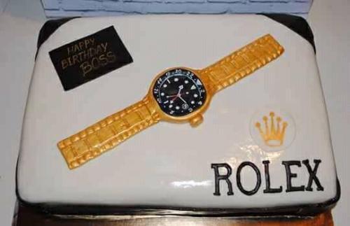 Святковий торт - Ролекс
