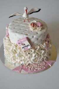 Торт на рочок