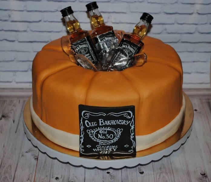 Торт на день народження м. Львів